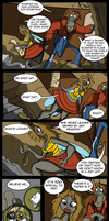 Misadventures of the Scavengers pg 9 by TheCiemgeCorner