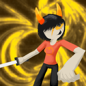 Some Fantroll by frostedWarlock