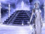 The Ice Mage by DesignsByEve