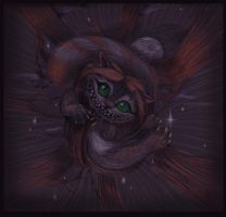 Cheshire Me by StellaDraco