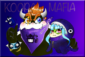 KOOPA MAFIA by GracieCouture