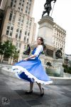 Dancing in town plaza by SCARLET-COSPLAY