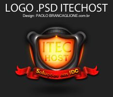 Logo Itechost by paolobrancaglione