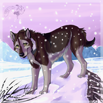 Secret Santa 12 - SaidyWolf by Rabentag