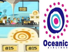 Oceanic Airlines in TDA??? by pudn