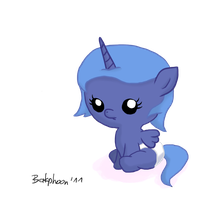 Baby Woona by shivanking