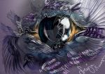 Raven Eye by Leukoskytos