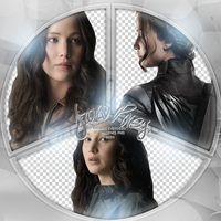+Katniss Everdeen PACK PNG by HappyFreeLonely