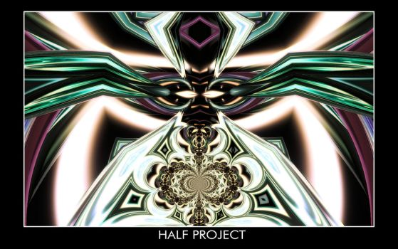 HALF PROJECT by coolbits1