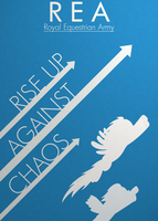 Rise Up Against Chaos by BTedge116
