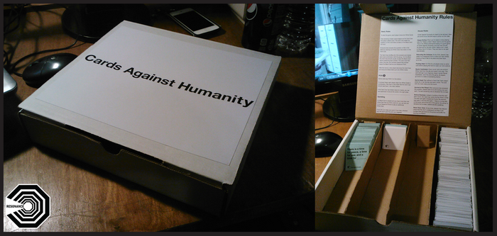 Cards Against Humanity by SUBJECT-241