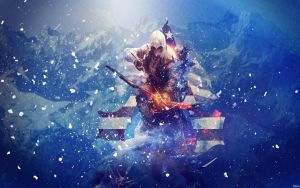 Assassin's creed 3 Wallpaper by Seiikya