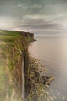 Kilt Rock, Isle of Skye by Stridsberg