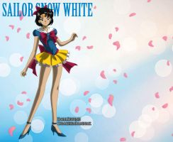 Sailor Snow White by WhiteGaby