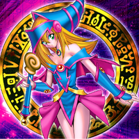 Dark Magician Girl Card Art by starblade312