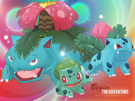 Bul Bulbasaur! by anita-chin