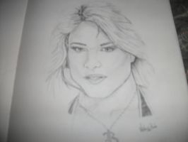 Beth Phoenix by DominicanFlavor
