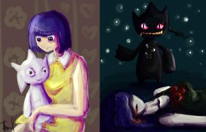 Banette: before and after by Teh-Sand