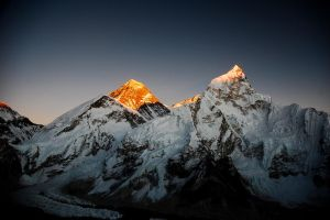 everest lhotse 2 by MugdimanDhaulagiri