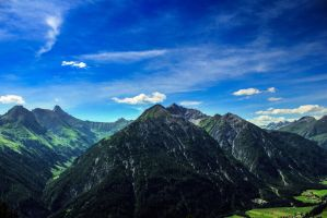 mountainscape 18 by Pagan-Stock
