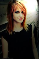 hayley from paramore by MangaFreak455