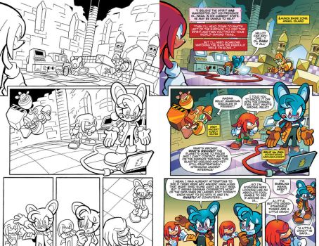 Meet Relic (Sonic Universe 63 - Page 3) by herms85