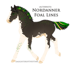 Foal design for loveaemily by Scutterland