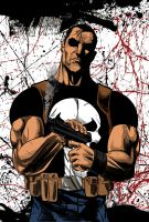 Punisher by jmascia
