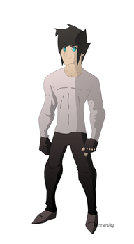 main character finished by Tennasity