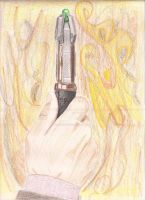 Sonic Screwdriver by epicamytime