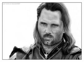 Aragorn by Jon-Snow