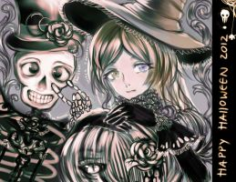 Happy Halloween Again...super late by yune-d