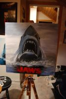Jaws by MissGandalf