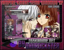 Yuki Cross Theme Windows XP by Danrockster
