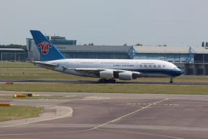 china southern B-6138 by damenster