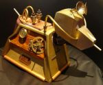 K-1889 - Steampunk Dr. Who K-9 by Sydeian