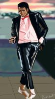 Billie Jean is not my lover by Didada