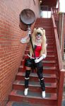 Here's HARLEY! by HarleyTheSirenxoxo