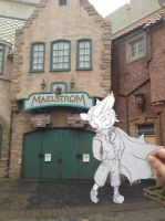 Maelstrom Personified! by cartoonation