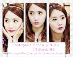 [ Photopack SNSD ] Yoona - By:Yullia by Yullia-Photopack