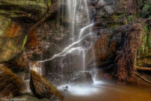Roughting Linn Waterfall by Pistolpete2007