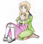 little sis by Flamesthebad