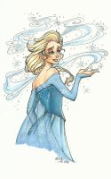 Cold Never Bothered Me Anyway by Nikori88