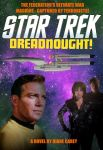 Star Trek 'Dreadnought' Book Cover by calamitySi