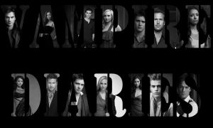 The Vampire Diaries Cast by RoseHathaway24