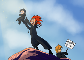 Xion number 14 by Silverkey101