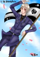 Prussia for LaVidel by NobodyTwice
