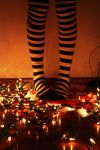 Socks: Light my way by liseva