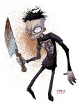 Johnny the Homicidal Maniac by JeremyTreece