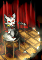 Riona used...Sing? by StarLynxWish